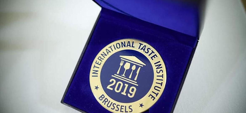 Κτήμα Αγρότη συμμετοχή σε International Taste Institute, Brussels 2019
