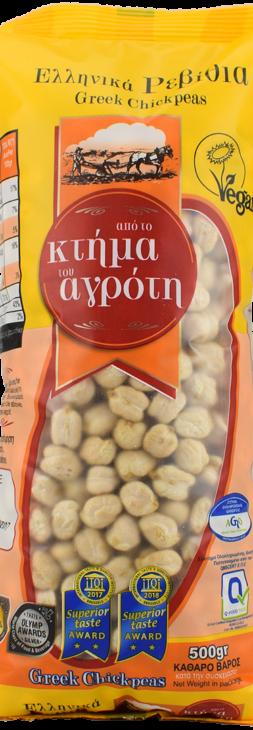 ρεβιθια ελληνικα