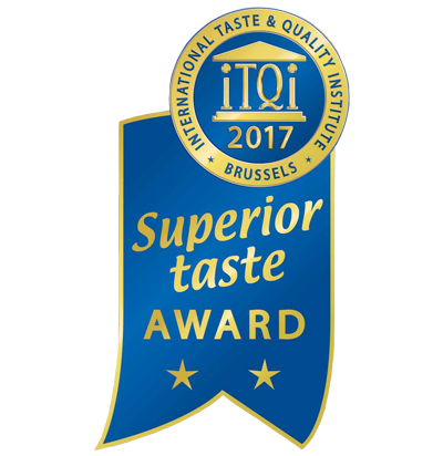 superior taste award2017
